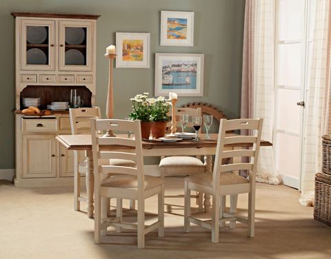 Four Hands - Extension Dining Table - VCCD-25-1105