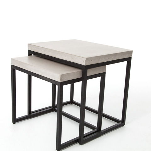 Four Hands - Maximus Nesting Side Tables - VCNS-F001B