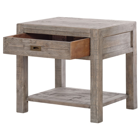 Four Hands - Large End Table - VPRA-06-55