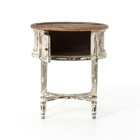 Four Hands - Sebastian Side Table - CIMP-2B-BP