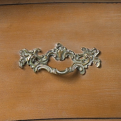 French Heritage - Belmont Two Drawer Chest - A-2302-408-DEC