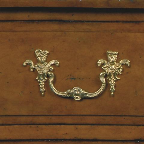 French Heritage - Monaco Cherry Three Drawer Chest - M-1502-408-LTCH