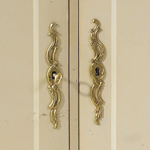 French Heritage - Beauregard Ivory Buffet - M-1521-401-LCIV