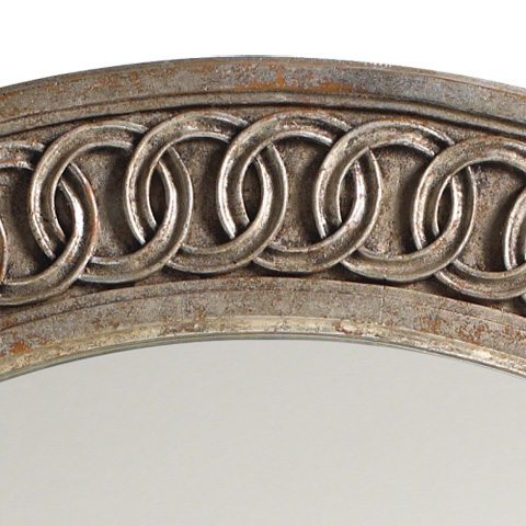 Image of Avallon Round Wall Mirror