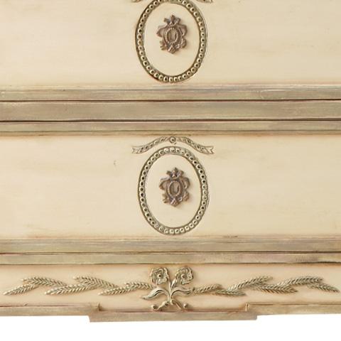 French Heritage - Seizieme Chest - M-1302-601-WHT