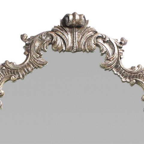 French Heritage - Louis XV Silver Mirror - M-8704-214-SLV