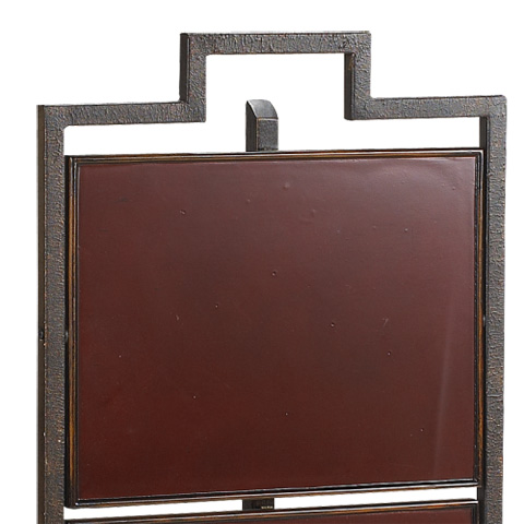 French Heritage - Small Rouge Finish Trays - M-FT90-351-ROUGE