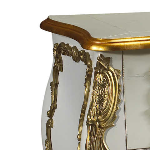 French Heritage - Montrevel Chest - M-1502-406-WHTG