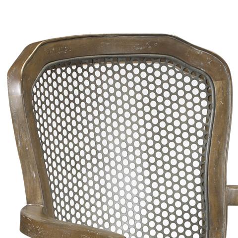 French Heritage - Cheverny Arm Chair - M-2527-1203-TBAI