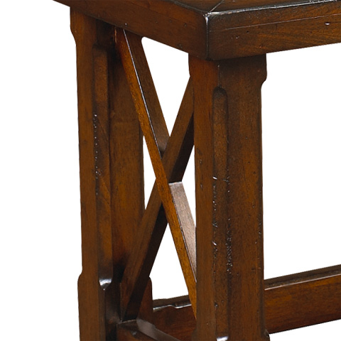 French Heritage - Chasseur Bench - M-7518-401-RUCH