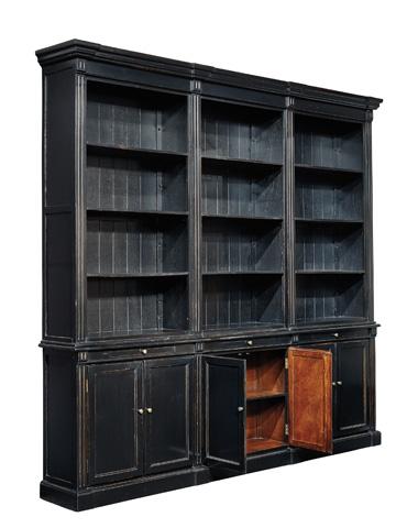 Furniture Classics Limited - Grand Bookcase - 70030