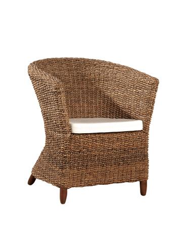 Furniture Classics Limited - Seagrass Club Chair - 42122