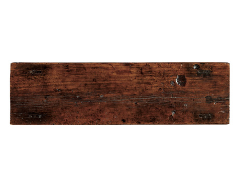 Furniture Classics Limited - Antique Coffee Bench - 70063