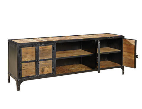 Furniture Classics Limited - Bleecker Media Credenza - 71285