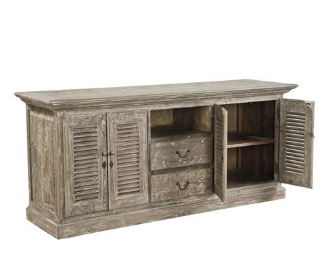 Furniture Classics Limited - Hilton Media Sideboard - 73158
