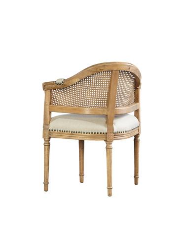 Furniture Classics Limited - Corner Arm Chair - 71515