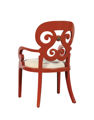 Furniture Classics Limited - Terracota Bolero Chair - 1811AA36