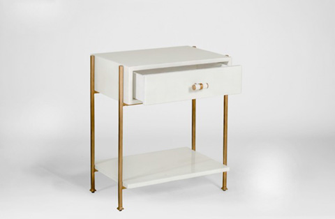 Gabby Home - Jolene Side Table - SCH-151325