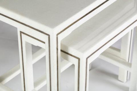 Gabby Home - Merritt Nesting Tables - SCH-290330