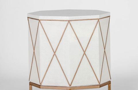 Gabby Home - Judith Side Table - SCH-151470