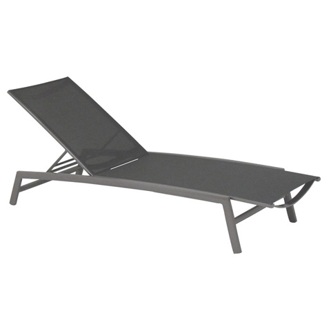 Gloster - Azore Stacking Lounger - 544