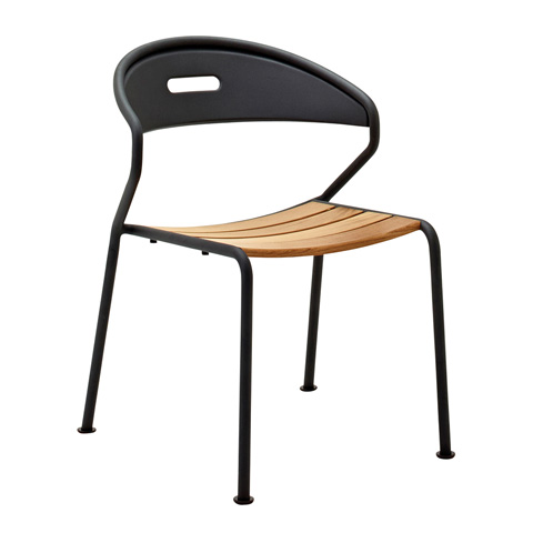 Gloster - Curve Stacking Dining Chair - 2002