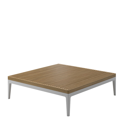 Gloster - Grid Square Coffee Table - 7116