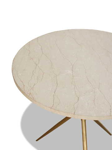 Chaddock - Bryce Round End Table - 1265-43