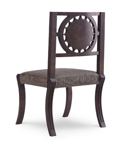 Chaddock - Georgia Star Back Carved Chair - MM1459-26