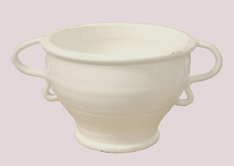 Image of Clara Urn In Antique White
