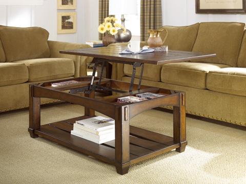 Hammary Furniture - Tacoma Rectangular Lift-Top Cocktail Table - 049-910