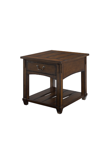 Hammary - Rectangular Drawer End Table - 049-915