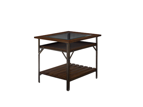 Image of Mercantile Rectangular End Table