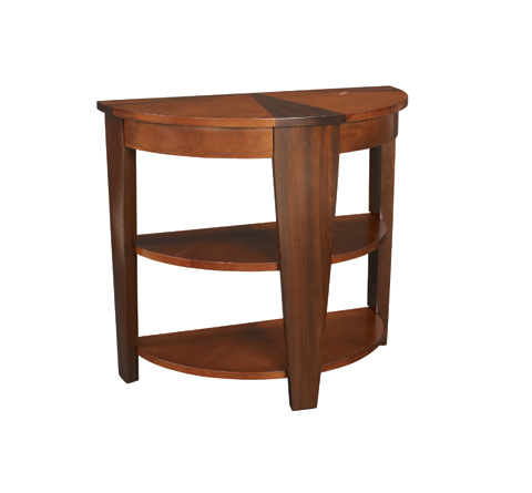 Hammary Furniture - Demilune End Table - T2003419-00