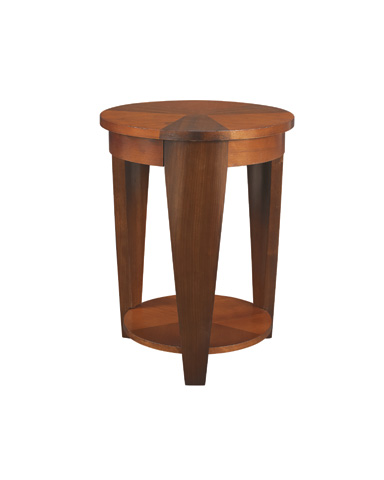 Hammary Furniture - Round Chair Side Table - T2003435-00