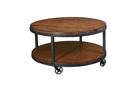 Hammary - Round Cocktail Table - T2075205-00