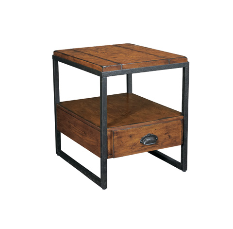 Hammary - Rectangular Drawer End Table - T2075222-00