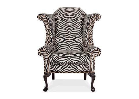 Hancock and Moore - George III Wing Chair - 9752