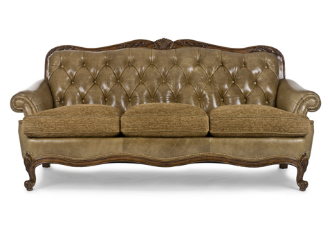 Hancock and Moore - Renoir Tufted Sofa - 1521