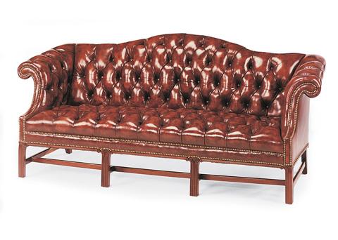 Hancock and Moore - Camelback Tufted Sofa - 2863