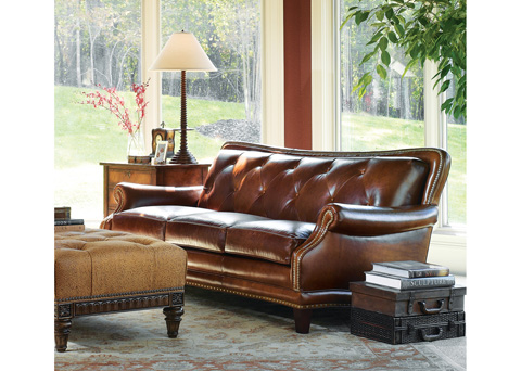 Hancock and Moore - Sloane Leather Sofa - 4354