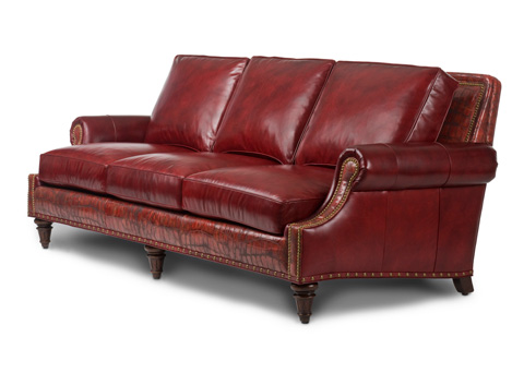 Hancock and Moore - West End Leather Sofa - 4827