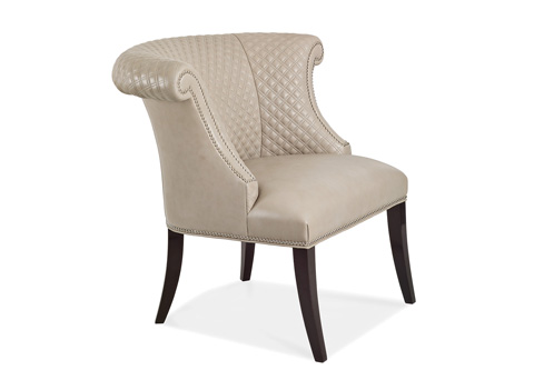 Hancock and Moore - Kyra Quilted Chair - 6025-Q