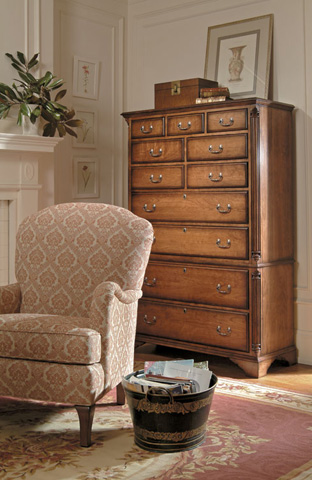 Harden Furniture - North Creek Chest - 566