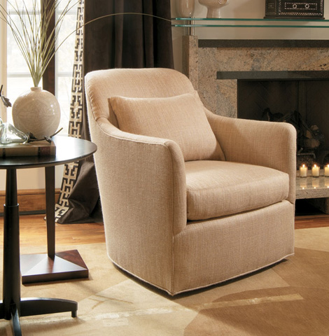 Image of Swivel Tub Chair