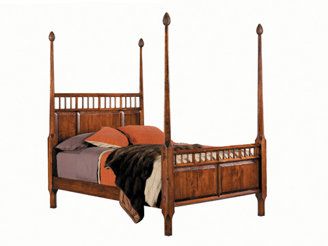 Image of Ausable Poster Bed