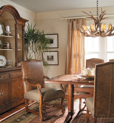 Harden Furniture - Willamette China Cabinet - 1685