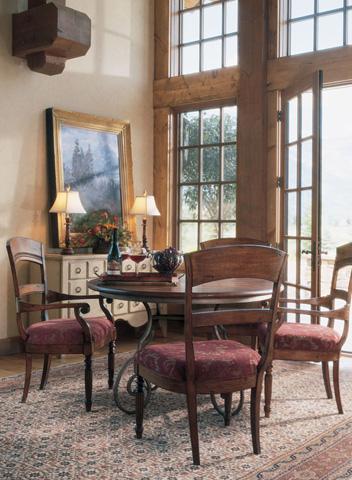 Harden Furniture - Slat Back Side Chair - 1367