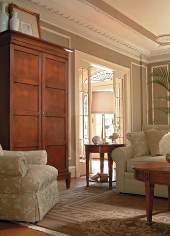 Harden Furniture - St. Regis Armoire - 1845