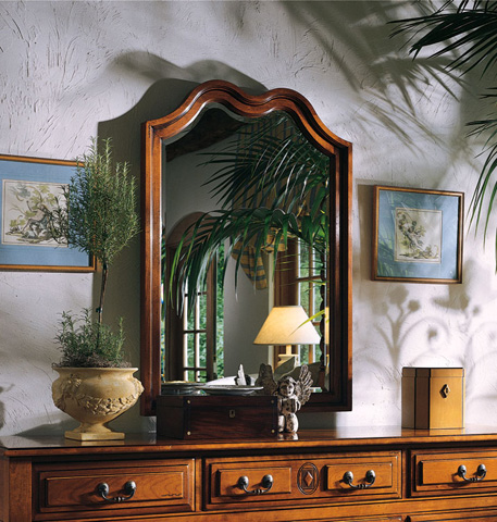 Harden Furniture - Double Arched Mirror - 1874